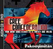 Pakosiyimitan-Pow Wow Songs Recorded Live at Twent , Cree Confederation