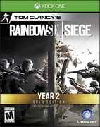 Tom Clancy's Rainbow Six Siege Year 2 - Gold Edition for Xbox One