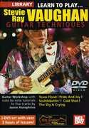 Learn to Play Stevie Ray Vaughan: Volume 1 , Jamie Humphries