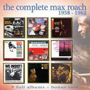 Complete Max Roach 1958-1962 , Max Roach