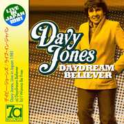 Daydream Believer /  I Wanna Be Free: Live In [Import] , Davy Jones