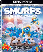 Smurfs: The Lost Village , The Smurfs