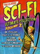 The Classic Sci-Fi Ultimate Collection: Volume 2 , Albert Dekker