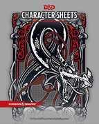 D&D Character Sheets (Dungeons & Dragons, D&D)