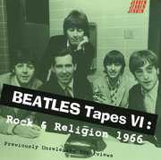 Beatles Tapes 6: Rock & Religion 1966 , The Beatles