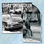 Bruce Springsteen LP And Book Bundle