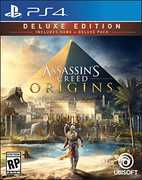 Assassin's Creed Origins - Deluxe Edition for PlayStation 4