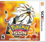 Pokémon Sun for Nintendo 3DS