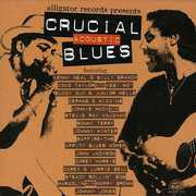 Crucial Acoustic Blues , Various Artists