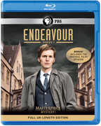 Endeavour Series 1 (Masterpiece Mystery) , Anton Lesser