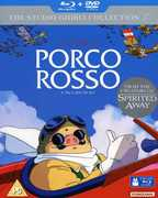 Porco Rosso (Blu-ray+DVD) , Cary Elwes