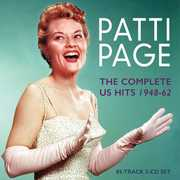 Complete Us Hits 1948-62 , Patti Page