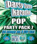 Party Tyme Karaoke: Pop Party Pack, Vol. 7 , Various Artists
