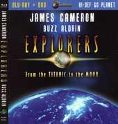 Explorers-James Cameron /  B Aldrin