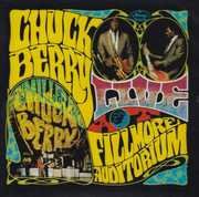 Live at the Fillmore Auditorium , Chuck Berry