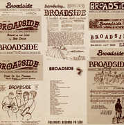 Broadside Ballads 1 /  Various , Various Artists