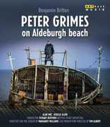 Peter Grimes on Aldeburgh Beach , Giselle Allen