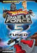 Hot Wheels Battle Force 5: Season 2, Vol. 1 , Kira Tozer