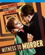 Witness to Murder , Barbara Stanwyck