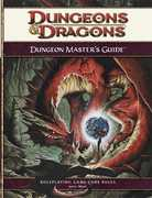 Dungeon Master's Guide: Core Rule Book, 4th Edition (Dungeons &Dragons, D&D)