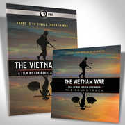 The Vietnam War DVD Bundle