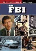The FBI: The First Season Part One , Efrem Zimbalist