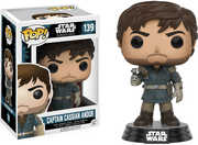 FUNKO POP! STAR WARS: Rogue One - Cptn Cassian Andor (Mountain Outfit)