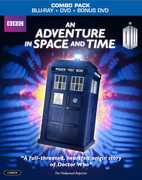 Doctor Who: An Adventure in Space & Time , Brian Cox