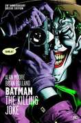 Batman: The Killing Joke, Deluxe Edition (DC) , Alan Moore
