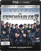 The Expendables 3 [4K Ultra HD + Blu-ray + Digital HD] , Sylvester Stallone