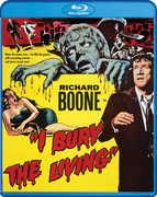 I Bury the Living , Richard Boone
