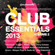 Club Essentials 2013 : Vol. 2-Club Essentials 2013 [Import] , Various Artists