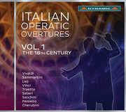 Italian Operatic Overtures, Vol. 1