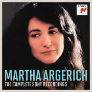 Martha Argerich: The Complete Sony Recordings , Martha Argerich