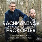 Rachmaninov & Prokofiev: Works for Cello and Piano