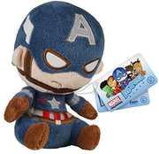 Funko Mopeez: Marvel - Captain America
