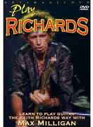 Learn to Play Richards with Max Milligan [Import]