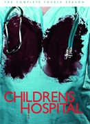 Childrens Hospital: The Complete Fourth Season , Rob Corddry