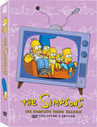 The Simpsons: The Complete Third Season , Joe Mantegna