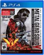 Metal Gear Solid V: The Definitive Experience for PlayStation 4