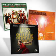 Sharon Jones & The Dap-kings Lp Bundle , Sharon Jones & the Dap-Kings LP Bundle