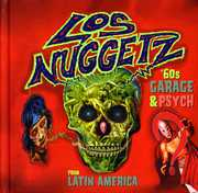 Los Nuggetz - 60's Punk Pop & Psychedelic From Latin America , Various Artists