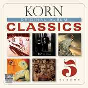Original Album Classics [Explicit Content] , Korn