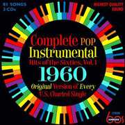 Complete Pop Instrumental Hits of Sixties 1 /  Various , Various Artists