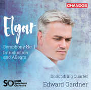 Sir Edward Elgar: introduction & Allegro Symphony No 1