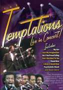 The Temptations: Live in Concert , The Temptations