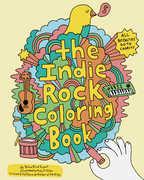 Indie Rock Coloring Book , Andy J. Miller