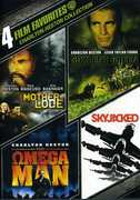 4 Film Favorites: Charlton Heston , Charlton Heston