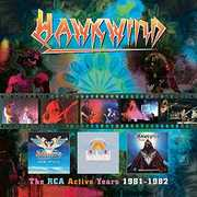 Rca Active Years 1981-1982 [Import] , Hawkwind