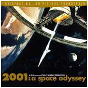 2001: Space Odyssey (Original Soundtrack) [Import] , Various Artists